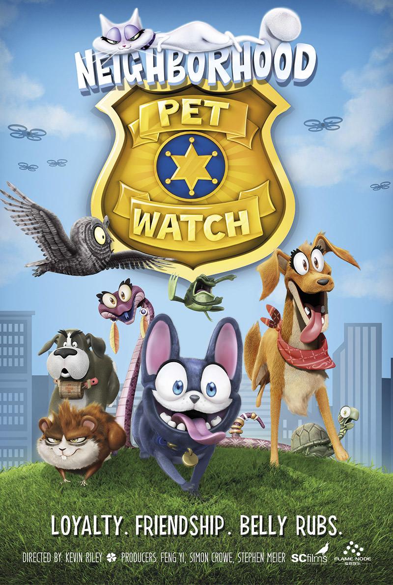 Neighborhood Pet Watch Sc Films International